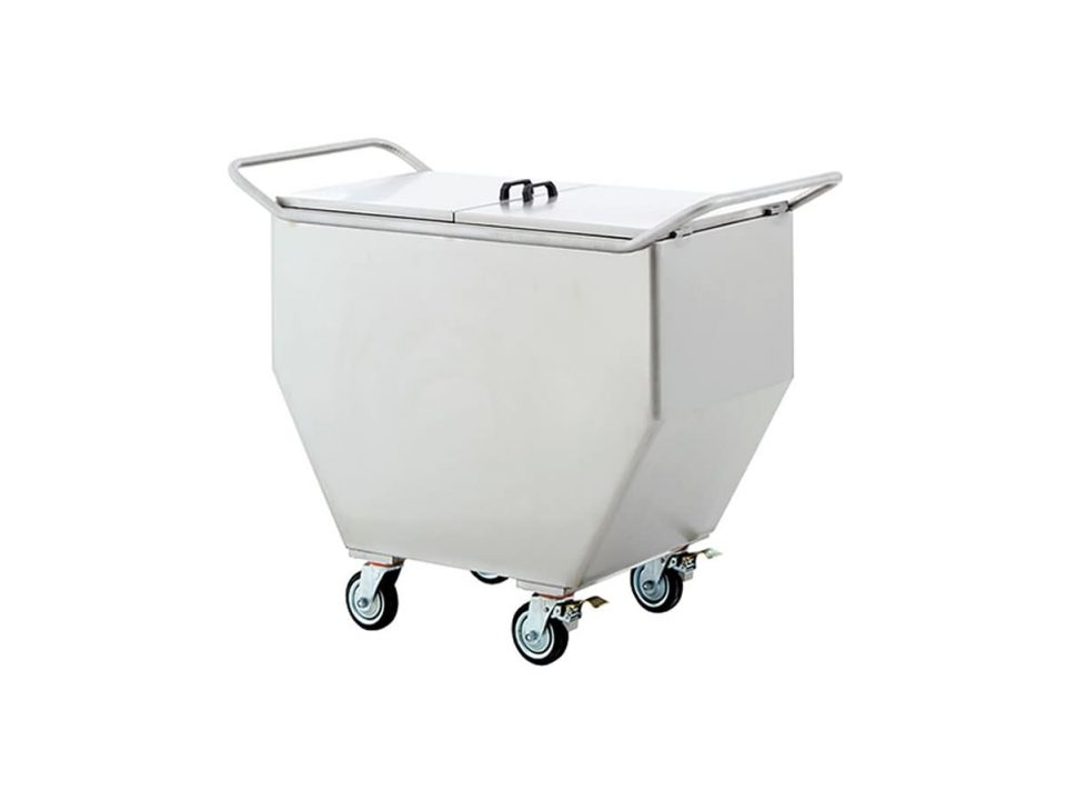 Medical Waste Trolley-nuprom-medical-equipments-and-supplier