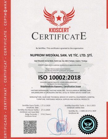 ISO-10002:2018