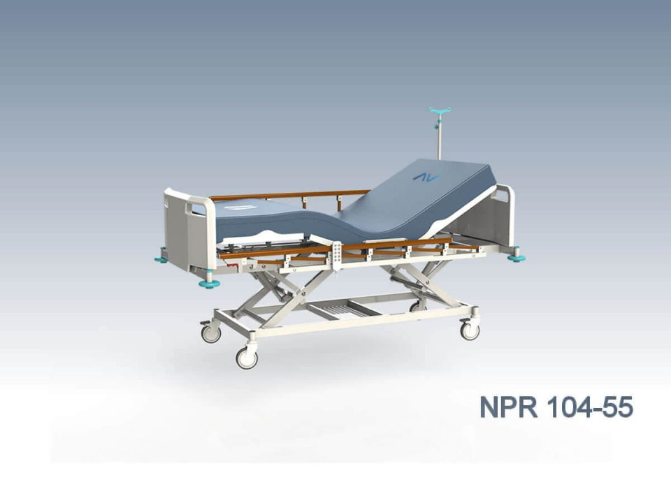 NPR 104-55 Tüm Opsiyonlar - Izgara Sepet - Max - 1 - ABS Teker 1200X900