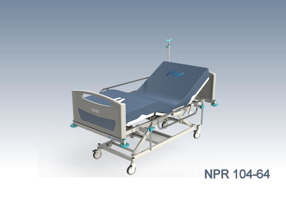 NPR 104-64-Tüm Opsiyonlar - Izgara Sepet - Max - 2 - ABS Teker-1-1200X900