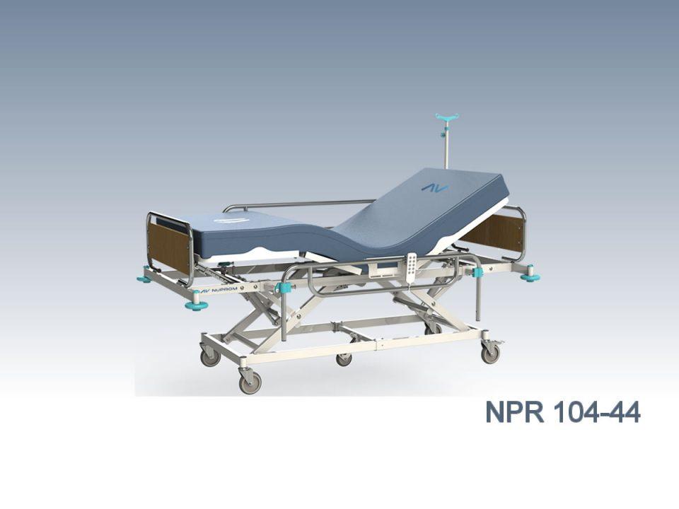 Npr-104-44 - Tüm Opsiyonlu - Beşinci Teker - Max - 1 - Metal Teker